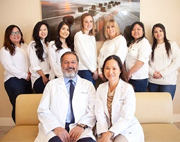 Murphy Family Dentistry's dentists and team