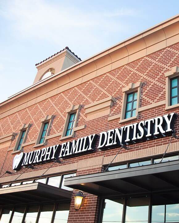 Outside view of Murphy Family Dentistry building