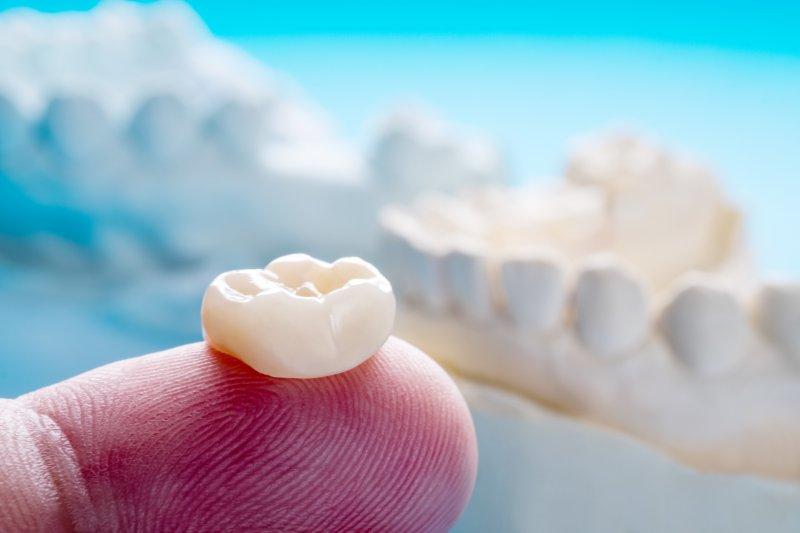 Dental crown in Murphy